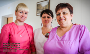 Oksana Tymchenko, Hospital Maintenance – Kyiv